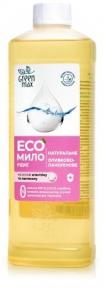 ЕСО МЫЛО натуральное жидкое оливково-ланолиновое 500 мл